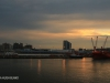 Durban Harbour at dawn cargo jetty (8)