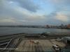 Durban Harbour at dawn passenger terminus towards Victoria Embankment.. (2)
