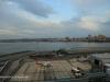 Durban Harbour at dawn passenger terminus towards Victoria Embankment... (2)