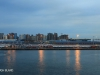Durban Harbour at night Motor Ro-Ro wharf. (2)