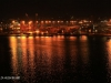 Durban Harbour at night container terminal. (1)