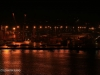 Durban Harbour at night container terminal. (2)