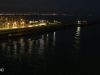 Durban Harbour at night mouth