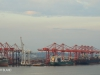 Durban Harbour container wharf