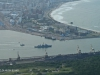 Durban Harbour mouth with Point Road in background (3)