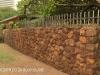 Durban  Christ Church Addington stone wall