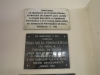 Portuguese Club - Wright Place - Plaques and Bust - 1987 (3)