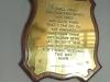 Royal Natal Yacht Club - Britannia Room -  Memorabilia plaques