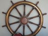 Royal Natal Yacht Club - Britannia Room -  Ships Wheel (1)