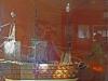 Royal Natal Yacht Club - Model HMS Victory