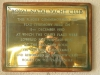 Royal Natal Yacht Club - Trafalgar Room -  1990 Plaque commemorating new club