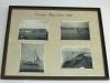 Royal Natal Yacht Club - Trafalgar Room -  Photo Durban Bay 1890