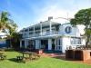 Royal Natal Yacht Club -  View over bay & front facade (6)
