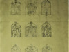 All-Saints-Bellair-Mary-Stainbank-Reredos-sketches-1