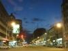 Durban Smith Street - at night (2)