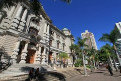Durban - St Pauls Cathedral,City Hall & surrounds.