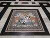 Durban City Hall - Debile Principium - Melior - Fortuna Sequitur - floor mosaics (1)