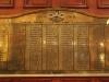 Durban City Hall -  SA Heavy Artillery - Roll of Honour 1914-1918 (1)