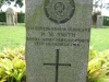 stellawood-military-cemetary-ww1-qm-sgt-hm-smith-1918