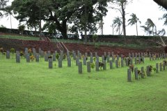 Durban - Stellawood Military Cemetary - WWII
