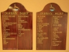 Durban Surf Lifesaving Club - Honours Board - International representatives (2)
