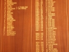 Durban Surf Lifesaving - Honours Boards (2)