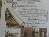 Durban Surf Lifesaving photographic memorabilia Certificate