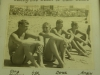Durban Surf Lifesaving photographic memorabilia Milford McGregoe Kuhlmey Suterland