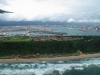 bluff-from-the-air-from-harbour-mouth-to-umhlatuzana-canal-whaling-station-1