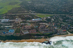 Durban To Port Edward - Coastal images from the sky