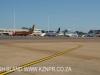 Durban International - Louis Botha airport apron