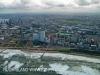 Durban main beaches and CBD in background (5)