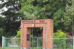 Durban - Umbilo - Resistance Park