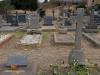 Elandheim Cemetery grave of  Anna Backeberg