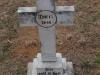 Elandheim Cemetery grave of  Arnold Nuss 1909
