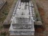 Elandheim Cemetery grave of  Christopher Dedekind
