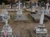 Elandheim Cemetery grave of  D & E dedekind