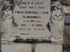 Elandheim Cemetery grave of  Emilie Klingenberg