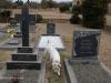 Elandheim Cemetery grave of  Eva bartzsch and Alfred Wellmann