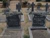Elandheim Cemetery grave of  Friedrich & Meta Wellmann
