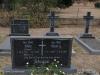 Elandheim Cemetery grave of  Hilda & Georg Stegen