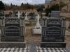 Elandheim Cemetery grave of  Johannes & Auguste Dedekind