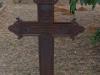 Elandheim Cemetery grave of  KH Otto Dedekind