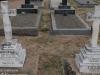 Elandheim Cemetery grave of  M & A Dedekind