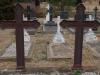 Elandheim Cemetery grave of  Maria Backeberg and Jurgen Hohls (1)