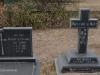 Elandheim Cemetery grave of  Marie Nebbe & Karl Wohlberg