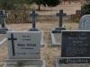 Elandheim Cemetery grave of  Marie Stegen & Heinrich Klingenberg
