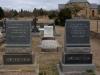 Elandheim Cemetery grave of  Otto and Bertha klingenberg