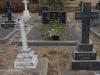 Elandheim Cemetery grave of  Pastor Peters & S Snedder