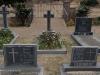 Elandheim Cemetery grave of  Stegen & Liebenberg